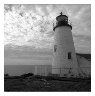 Pemaquid Point Light #2 - Lighthouse pictures